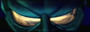 Norman's Goblin mask