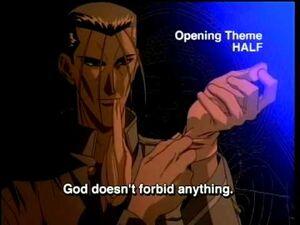 One Half Opening