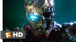Spider-Man Far From Home (2019) - Zombie Iron Man Scene (6 10) Movieclips