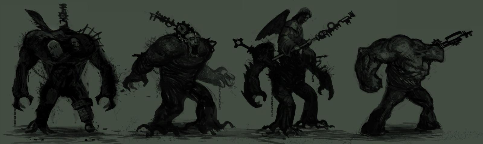Gozerian Servitors