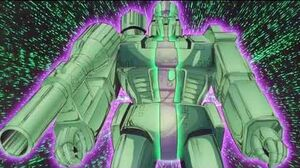 Transformers The Movie(1986)- The Birth of Galvatron