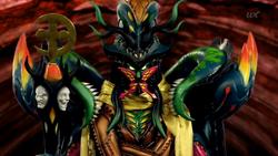 Chozetsushin Deboss Final Brave