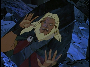 Disney-Gargoyles-Shadows-of-the-Past-ghost-hakon-stuck-in-a-rock