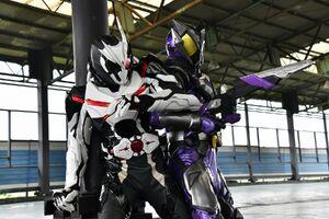 Kamen Rider Ark-One 3