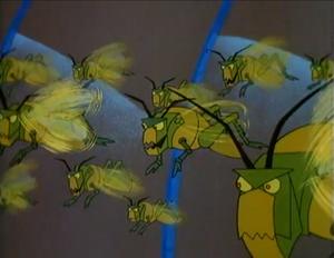 Lokar's Bug Army