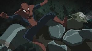 Marvel's Ultimate Spider-Man - Spidey VS Green Goblin Part 1