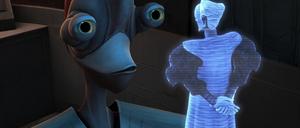 Palpatine Boll hologram