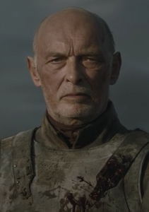 Randyll Tarly after battle
