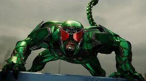 Spider-Man PS4 Rhino and Scorpion Boss Fight