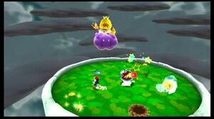 Super Mario Galaxy 2 Boss 2 - Giga Lakitu
