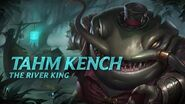Tahm Kench Champion Spotlight Gameplay - League of Legends