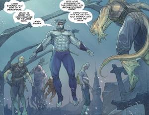 Aquaman Issue