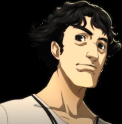 WhiskeySid/PE Removal Proposal: Suguru Kamoshida (Persona 5)