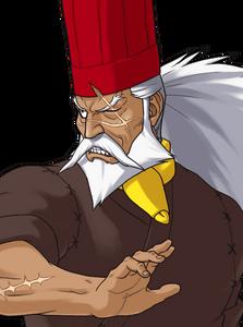 Kazamiportrait