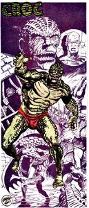 Killer Croc Earth-one