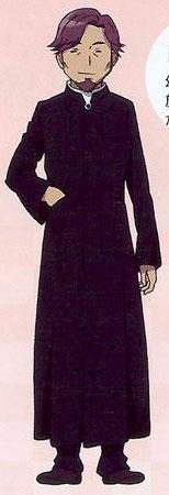 Kyōko's Father