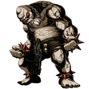 Ndesu (Clan Master)