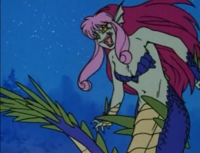 The Lake Monster (Sailor Moon)