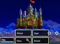 The Stormgate Castle