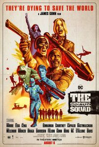 The Suicide Squad New Poster