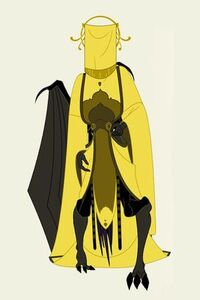 The Thing in the Yellow Mask