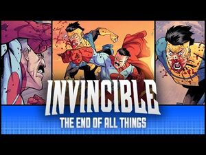 What Inspired the Creation of INVINCIBLE?! w- Robert Kirkman, Cory Walker, and Ryan Ottley!