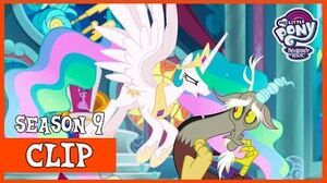 Why Discord Pretended to Be Grogar (The Ending of the End) MLP FiM HD
