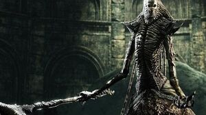 Dark Souls 2 Nashandra Boss Fight (4K 60fps)