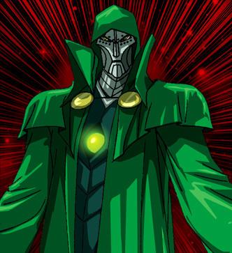 Doctor Doom (Fantastic Four: World's Greatest Heroes)