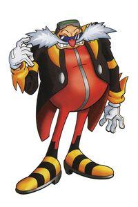 Doctor Eggman Nega