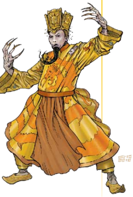 Doctor Yin Wu