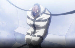 Nomu imprisoned anime
