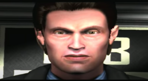 Norman Osborn in Spider Man The Game