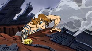 Skywalker chasm climb
