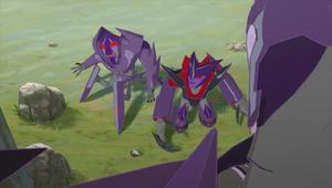 Airazor and Divebomb (We must escape)