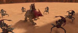 Anakin trio droidekas
