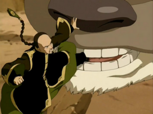 Appa and Long Feng