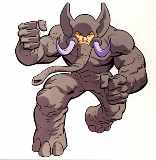 Elephant (Invincible)