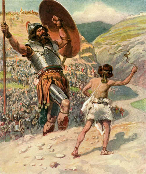 Goliath (theology)