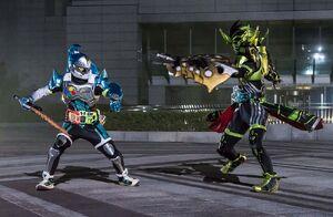 Kamen Rider Brave 5