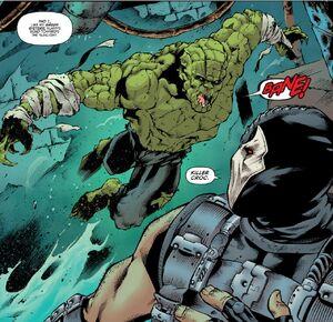 Killer Croc Prime Earth 0125
