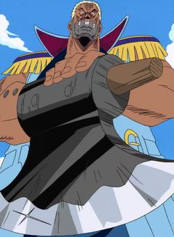 Captain Morgan's wrath