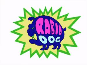 Rabid Dog logo