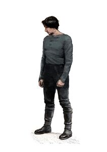 The Rise of Skywalker Kylo concept art