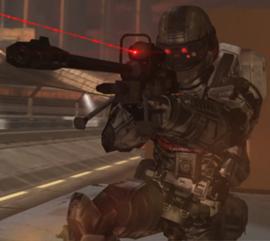 Insurrectionist Sniper