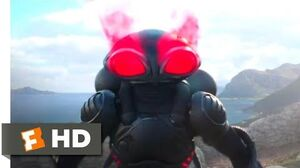 Aquaman (2018) - Black Manta's Revenge Scene (5 10) Movieclips