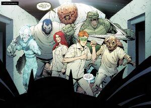 Arkham Asylum Inmates 0001