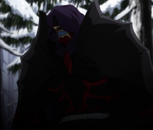 Bloodman appears