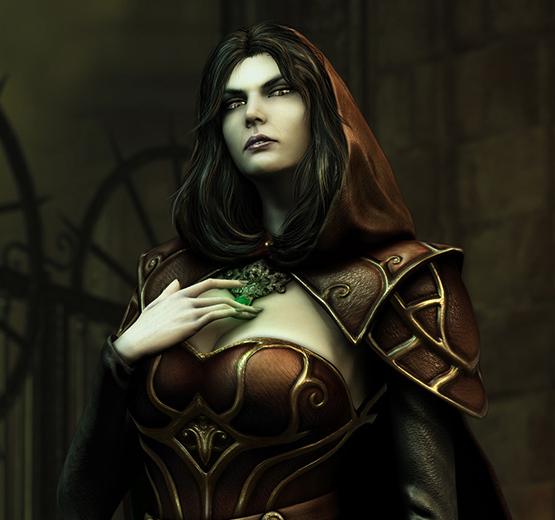 Carmilla (Lords of Shadow)