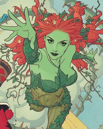 Poison Ivy Villains Wiki Fandom